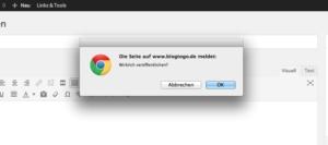 """WordPress-Plugin """"Publish Confirm"""": Nie mehr versehentlich Artikel veröffentlichen"""