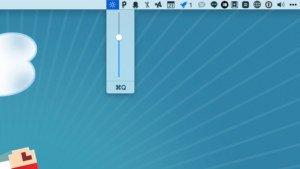Brightness: Mac-Helligkeit über einen Schieberegler in der Menübar verändern