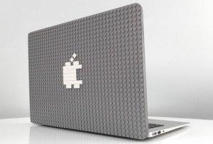 Brik Case auf Kickstarter: Mit LEGO-Steinen anpassbares MacBook-Cover
