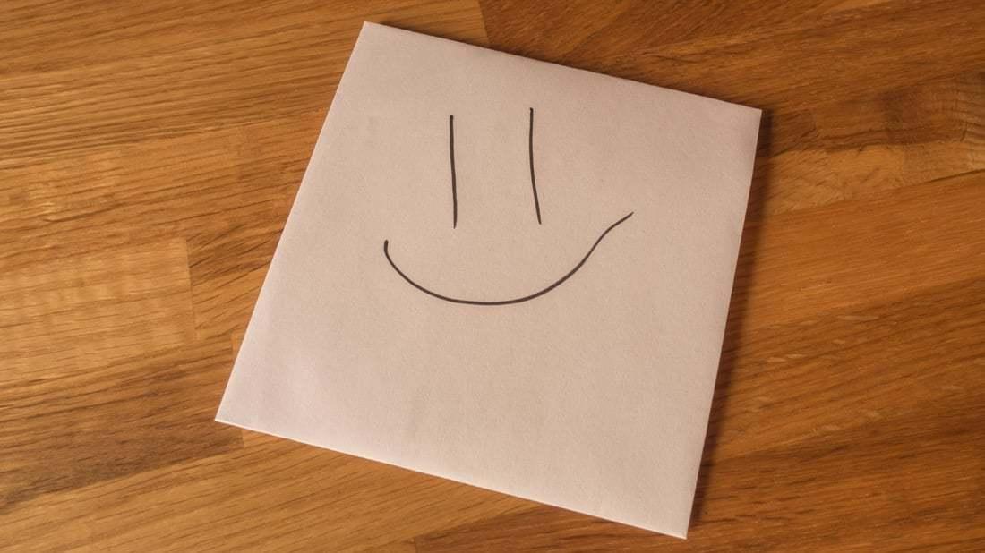 Beliebt Lifehack: CD-Hüllen aus Din-A4 Papierblättern falten HF02