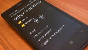 Chrync für Windows Phone ermöglicht Zugriff auf Chrome-Lesezeichen