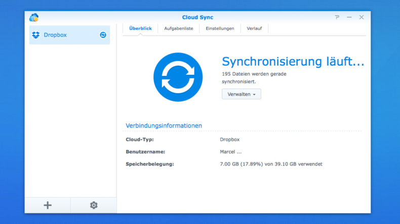 cloud-sync-synology-dsm6-6