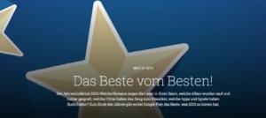 """Das Beste vom Besten: Die """"besten"""" Apps, Spiele, Filme, Bücher und Musik des Jahres 2013 aus dem Play Store"""
