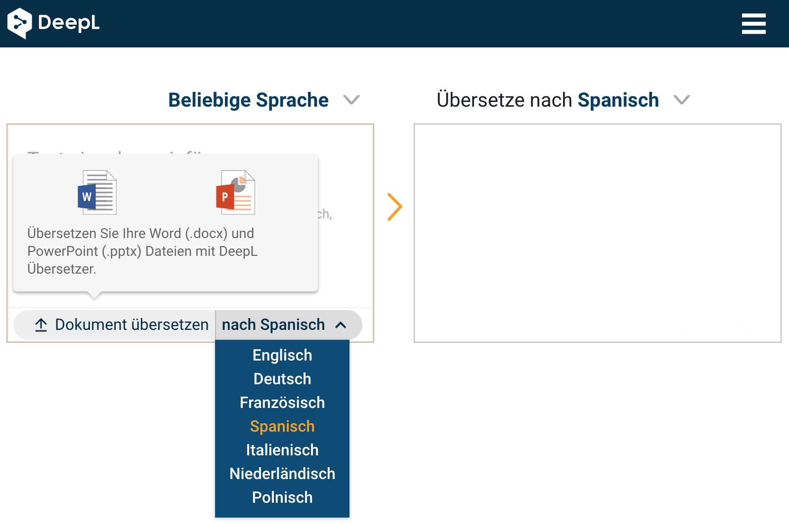 Übersetzer: DeepL übersetzt nun auch Word- und PowerPoint ...