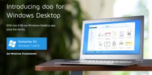 Doo veröffentlicht Desktop-App für Windows: Sieht nur irgendwie anders aus, als auf den offiziellen Screenshots