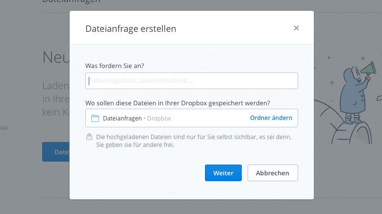 dropbox-dateianfragen