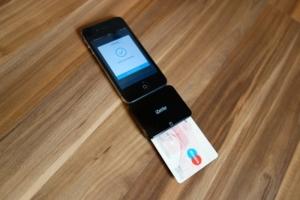iZettle: Kartenzahlungen mittels iPhone-Kartenleser annehmen