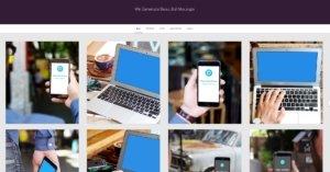 Dunnnk erstellt Mockups mit Screenshots von Macs, iPhones und iPads