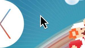 OS X 10.11 El Capitan: Mauszeiger schnell finden