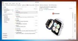 eM Client für Windows: Funktioneller und kostenloser Outlook-Klon