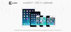 evasi0n7: Jailbreak für iOS 7 veröffentlicht, läuft mit allen Geräten