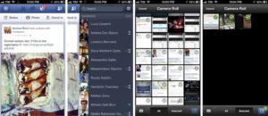 Facebook für iOS in Version 5.1 erschienen · Multi-Upload für Fotos und verbesserter Chat