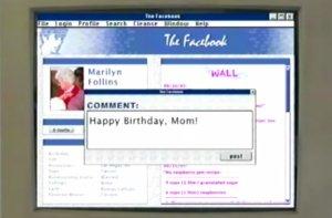 [Friday Fun] Parodie: Facebook-Werbespot aus dem Jahr 1995