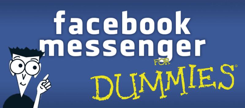 facebookmessengerfordummies