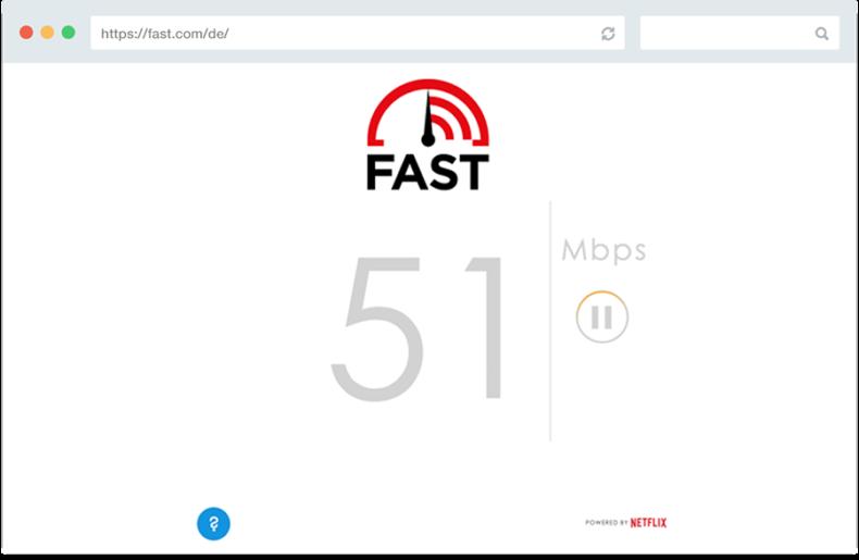 fastcomspeedtestnetflix