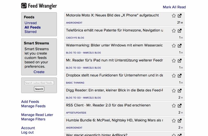 feed-wrangler