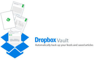 feedly-dropbox-vault