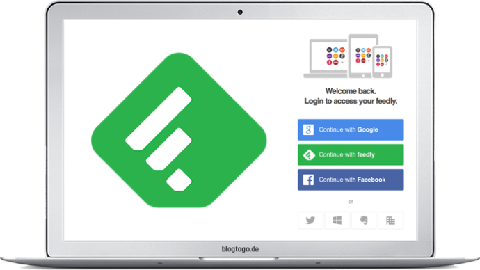 feedly-login