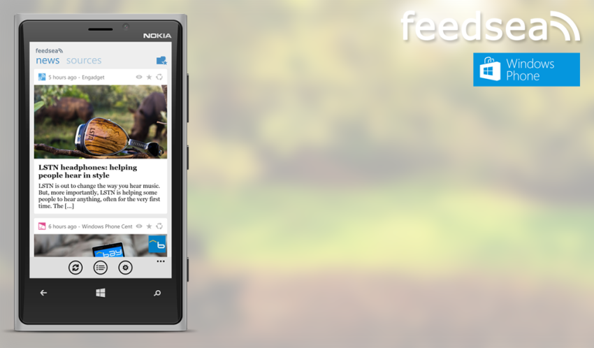 feedsea-windowsphone