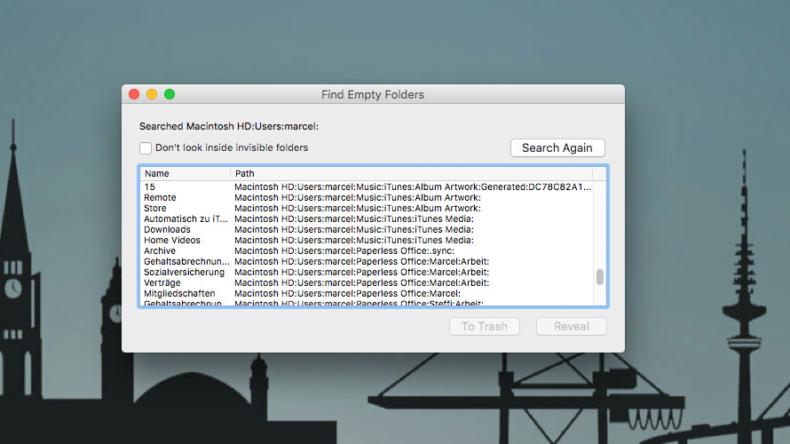 find-empty-folders-macos