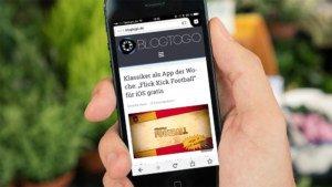 Firefox für iOS: Ab sofort weltweit verfügbar