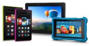 Amazon bringt vier neue Fire-Tablets für Groß und Klein, ab 99 US-Dollar