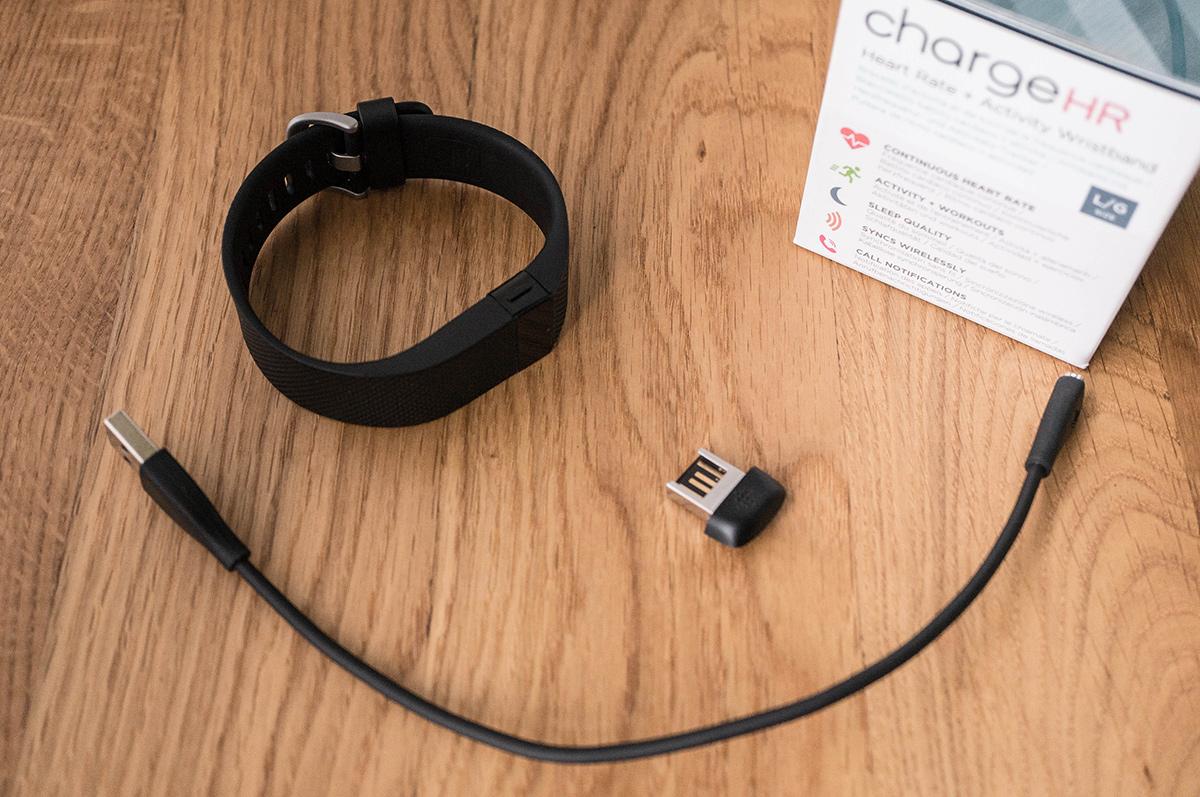Fitbit Charge HR Fitness Tracker mit Pulsmesser im Test