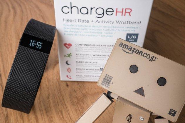 fitbit charge hr fitness tracker mit pulsmesser im test. Black Bedroom Furniture Sets. Home Design Ideas
