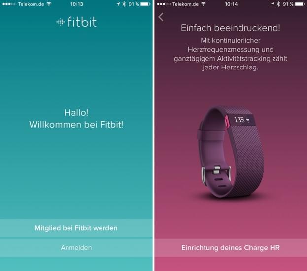 fitbit-charge-hr-einrichtung