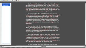 FocusWriter: Zen-Texteditor mit Custom Themes für Windows, OS X und Linux
