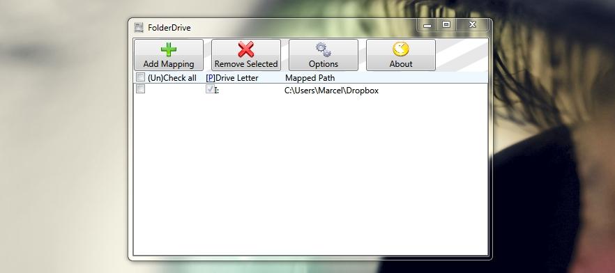 FolderDrive