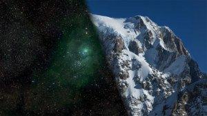 Zwei Rekorde: Gigapixel-Panoramen der Milchstraße und des Mont Blanc