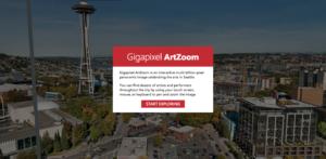 Beeindruckendes Gigapixel-Panorama von Seattle – mit Wimmelsuchbild