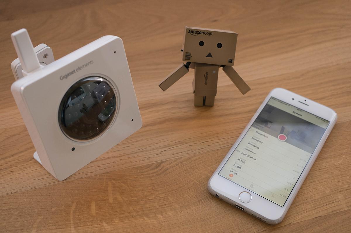 gigaset camera angesehen ip berwachungskamera mit guter. Black Bedroom Furniture Sets. Home Design Ideas