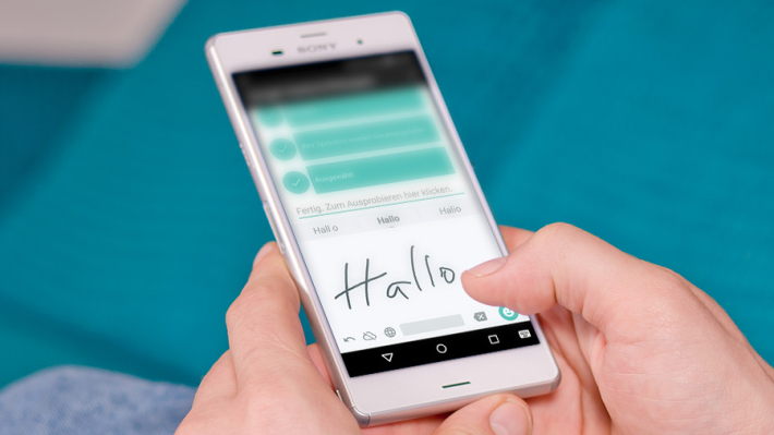 google-handschrifteingabe-android