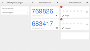 Endlich: Google veröffentlicht neue Authenticator-App für iOS