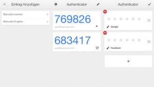 Da isser wieder: Update behebt Fehler des Google Authenticator für iOS