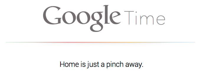 googletimelogo