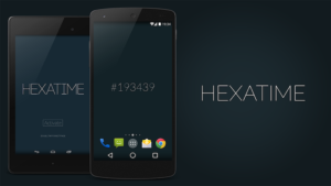 Hexatime: Live-Wallpaper für Android-Smartphones und -Tablets