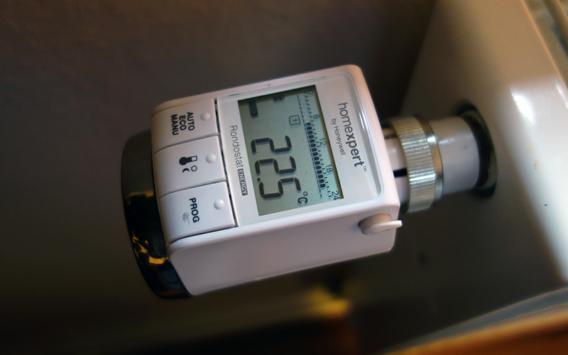 honeywell hr25 energy rondostat programmierbares offline heizk rperthermostat. Black Bedroom Furniture Sets. Home Design Ideas