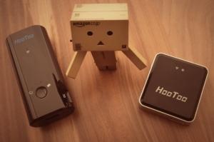 HooToo TripMate HT-TM01 und HT-TM02: Mobile WiFi-Router mit Akkupack und NAS-Funktionalitäten