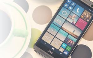 HTC One (M8) mit Windows Phone offiziell vorgestellt