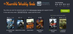 """Humble Weekly Sale: Pflichtprogramm mit der Classic-Reihe von """"Jagged Alliance"""" und mehr"""
