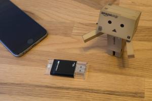 PhotoFast i-FlashDrive EVO: Die neuste Generation des USB-Sticks für iPhone und iPad ausprobiert