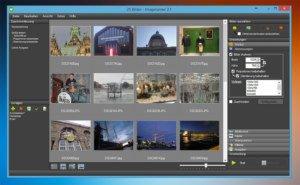 Imagerunner für Windows: Bilder schnell in einem Rutsch skalieren, konvertieren und mehr