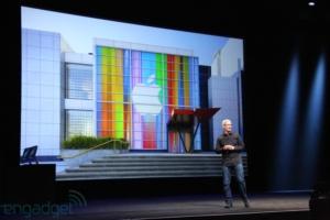 Apple-Keynote · Apple stellt das iPhone 5, iOS6 sowie neue iPods vor