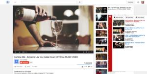 InstantQueue für Chrome bietet eine temporäre Playlist für YouTube