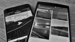 iOS & Android: Aus Panorama-Aufnahmen Videos für Instagram erstellen