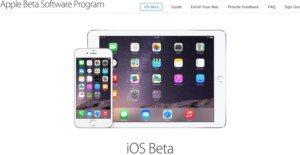 iOS: Apple startet öffentliches Beta-Programm. Also teilweise.