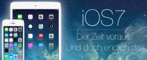 iOS 7 ist da und lässt sich ab sofort installieren, Downloadlinks inside